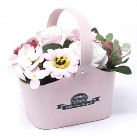 Pequenos Buquês de Flores de Sabão - Rosa pacifico