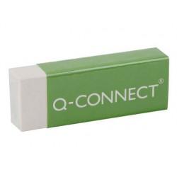 Borracha q-connect plastica escolar.