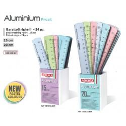 Copo Réguas Alumínio 20cm Cores Sortidas Arda