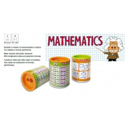 Lápis Lattina Mathematics 2 Furos