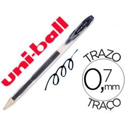 CANETA uni-ball signo UM-120 (0.7) preto