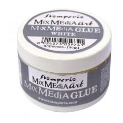 Mistura de cola para mídia - 150 ml