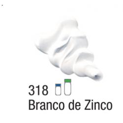 Oil Colors Classic Acrilex 120 ml  Branco de Zinco