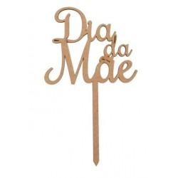 ESPETO DIA DA MÃE 10X17X0.3CM MDF