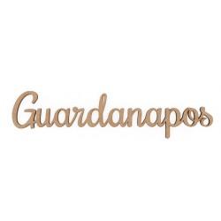 PALAVRA GUARDANAPOS  MDF