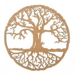 MANDALA TREE OF LIFE   ( D50x0,3Cm)