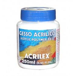 Gesso Acrilico 250 ML acrilex