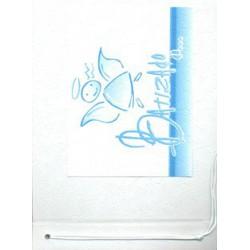 Album 22x30 Batizado reciclado 100% algodão fantastico