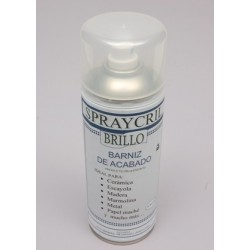 GLOSSY VARNISH SPRAY 400ML