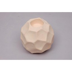 CANDLE HOLDER BALL D.11CM