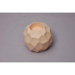CANDLE HOLDER BALL D.9CM