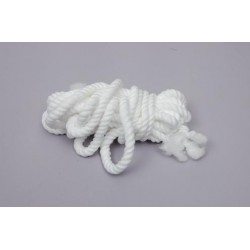 WHITE ROPE 3M D.4.5MM