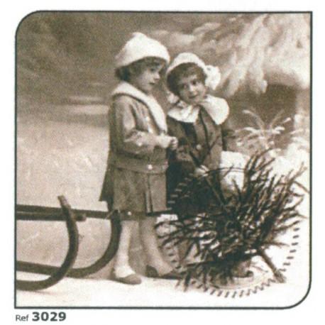 Guardanapos Vintage Collectin GV-3029