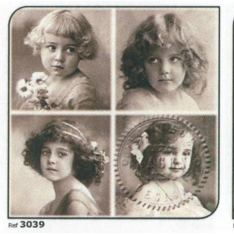 Guardanapos Vintage Collectin GV-3039