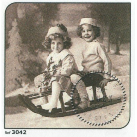 Guardanapos Vintage Collectin GV-3042