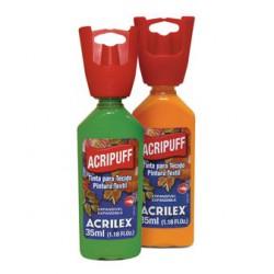 Tinta Tecido Acrilex Acripuff 35 ml