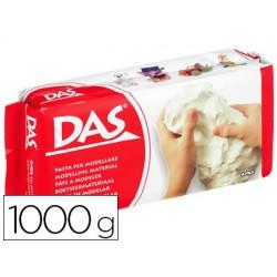 Pasta para modelar das 1000 grs branco DAS