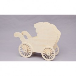 BABY CARRIAGE 49.5X19X39.5CM