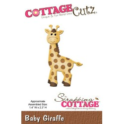 Cortante Cottage Baby Giraffe