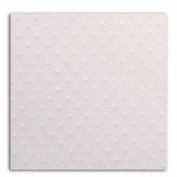 SHEET 30.5X30.5CM EMBOSSED FOTS PE55