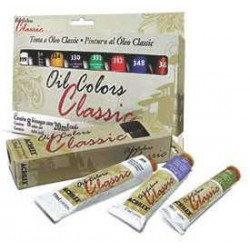Oil Colors Classic Acrilex  20 ml