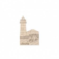 6 IMANS FAROL CASCAIS 6.8X10.7X0.3CM CHOUPO