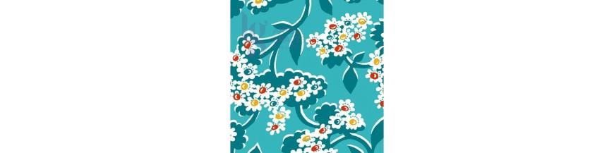 Flowers Fabrics