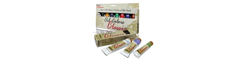 Oil Colors Classic