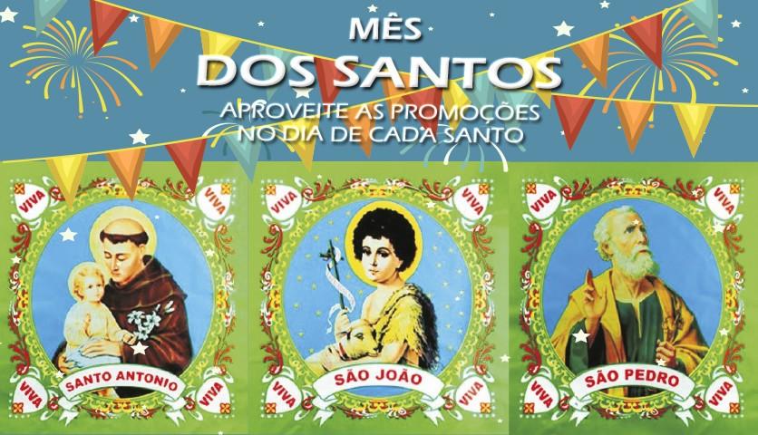 Mês dos santos