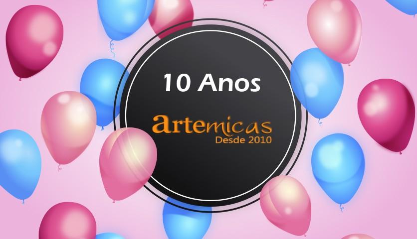 Parabéns 10 anos